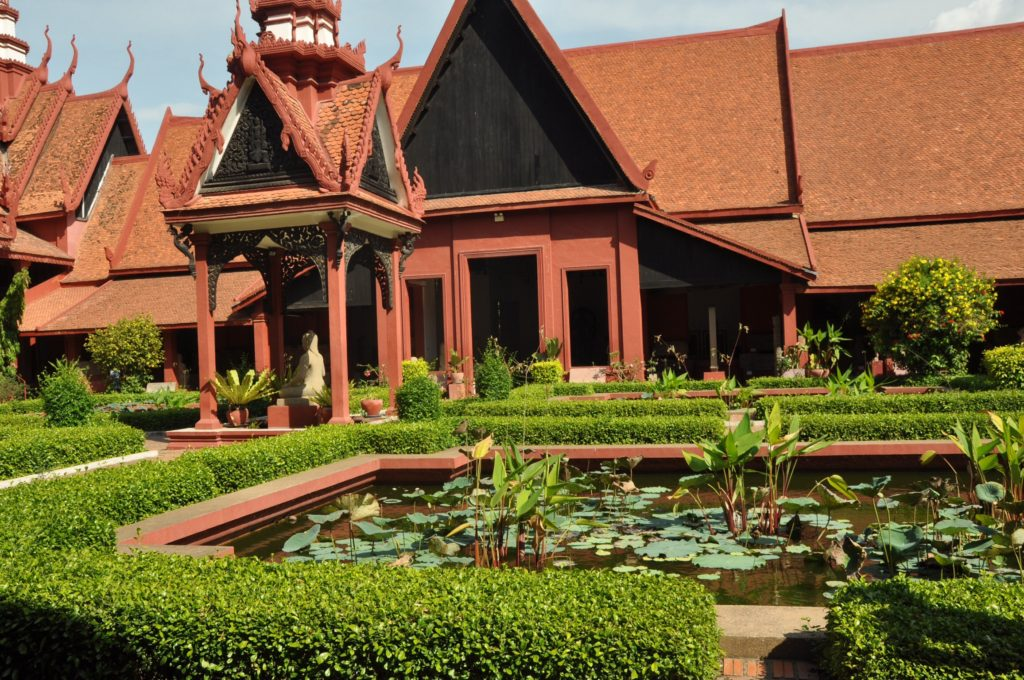 National Museum Phnom Penhh