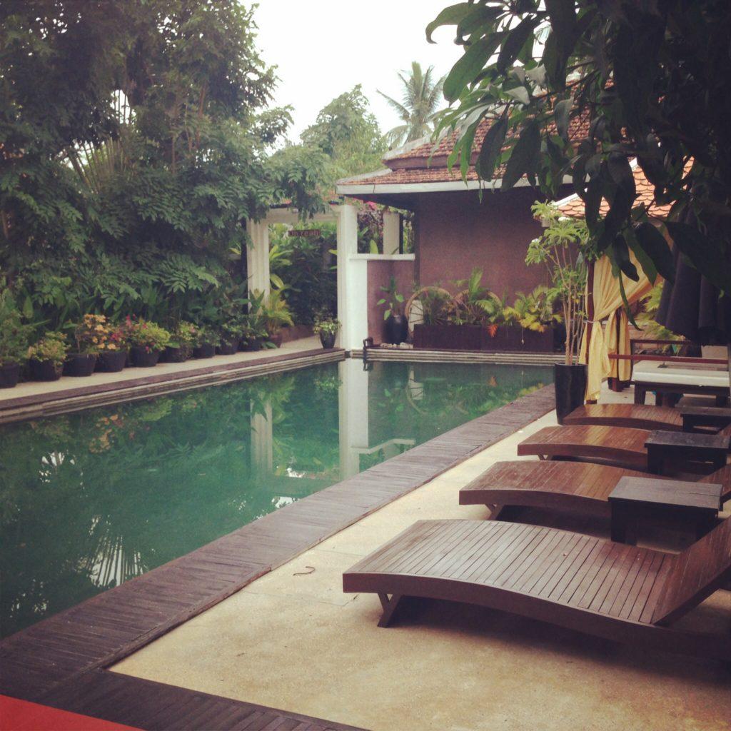 Sanctuary Villa Battambang Cambodia