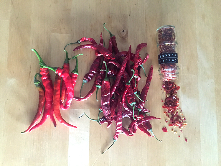 Excess Chillis