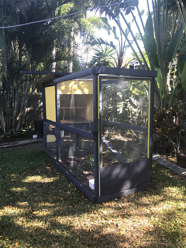 Our Awesome Chicken Coop