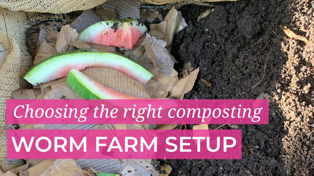 Best Composting Worm Farm Setups