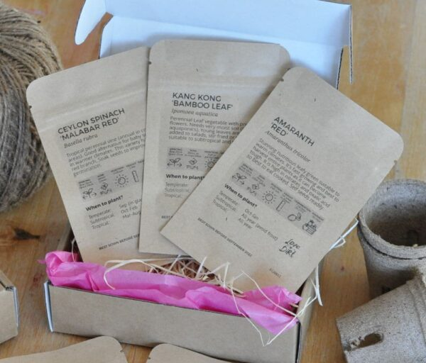 Annual Seed Subscription